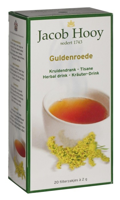 Guldenroede thee