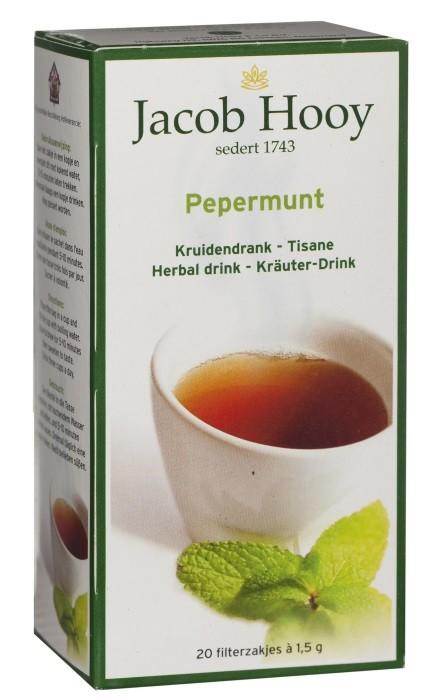 pepermunt thee