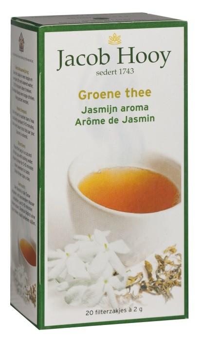 groene thee met jasmijn