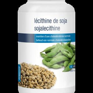 sojalecithine capsules